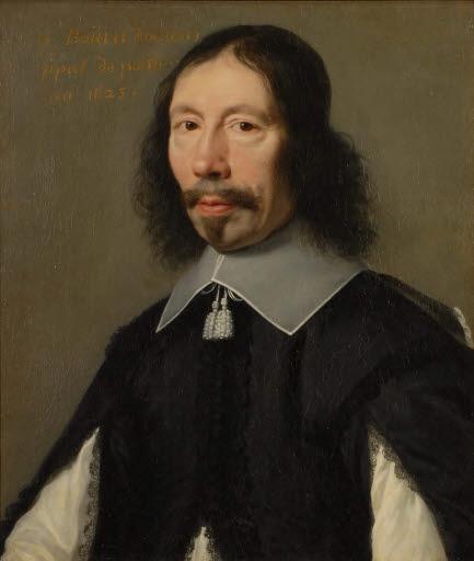 Porträt des Doktor Bouïn aus Poitiers