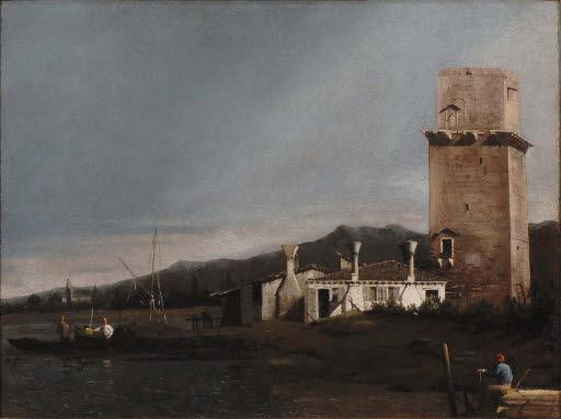 Der Turm von Marghera