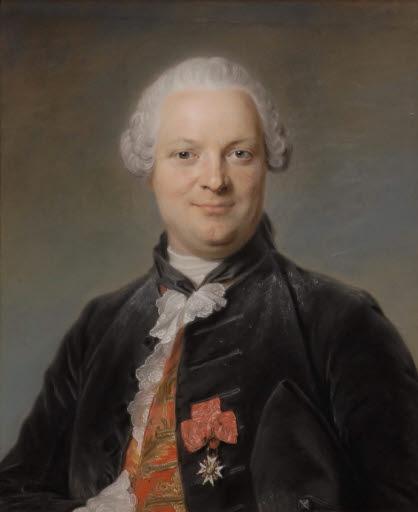 Porträt des Charles-Jacques Colin