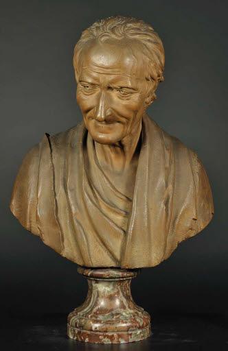 Porträtbüste Voltaires