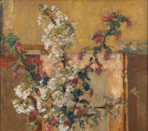 Bouquet de cerisiers en fleurs (Strauß aus Kirschblüten)