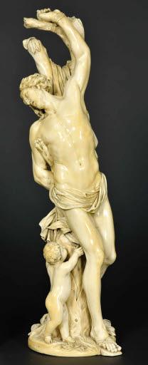 Das Martyrium des heiligen Sebastian