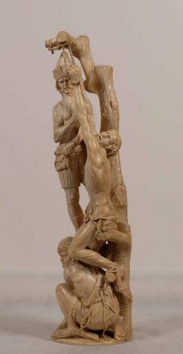 Marter des heiligen Bartholomäus