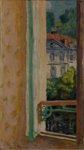 Fenster in Uriage