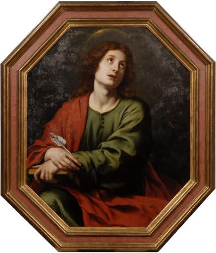 Der Evangelist Johannes