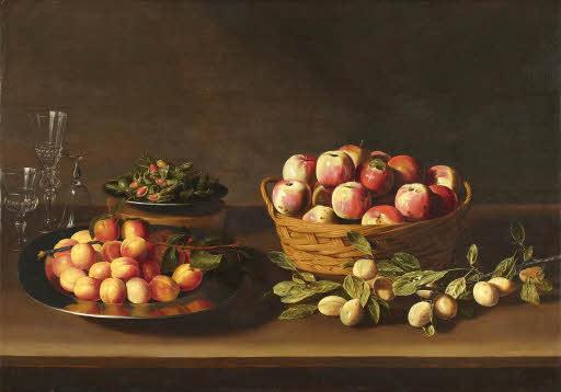Früchtestilleben