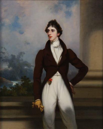 Porträt Thomas Hooke Pearson (1806 - 1892)