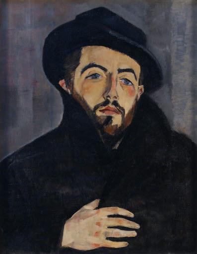 Portrait d'homme (Porträt eines Mannes)