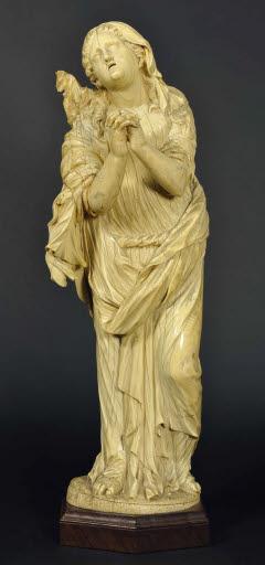 Mater dolorosa oder Maria Magdalena