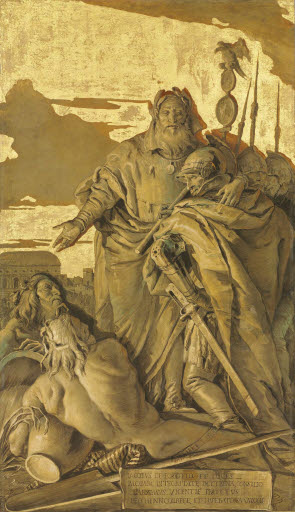 Jacopo Porto wird 1022 zum Gouverneur von Vicenza ernannt