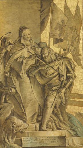 Gerolamo Porto wird 1508 von Venedig zum Präfekten von Piemont ernannt