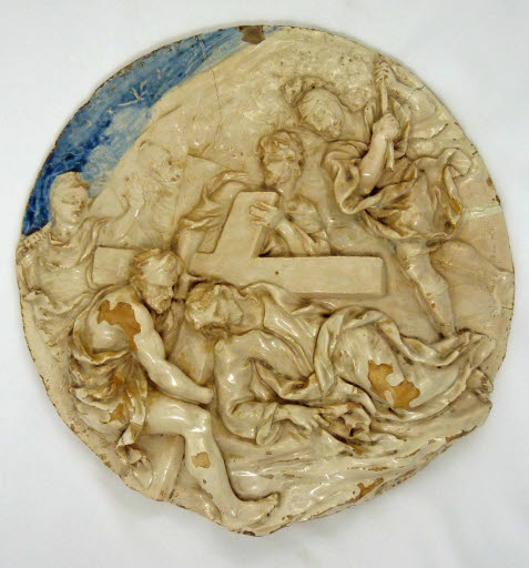 Kreuzweg, Jesus fällt zum dritten Mal unter dem Kreuz