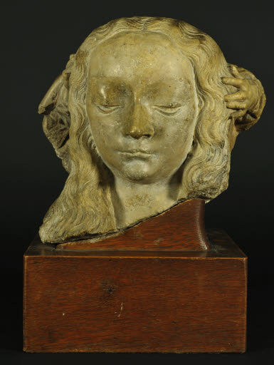 Kopf der Maria Magdalena (Fragment)