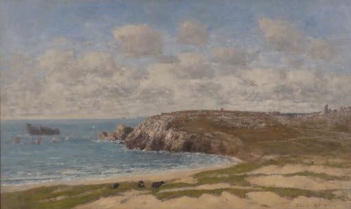Camaret-sur-Mer. Das Kap von Toulinguet
