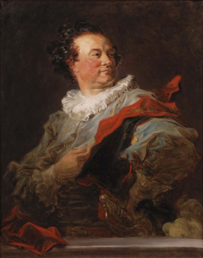 Porträt François-Henri, 5. Duc d'Harcourt (1726 - 1802)