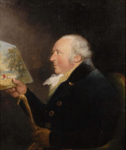 Porträt Henry Wright