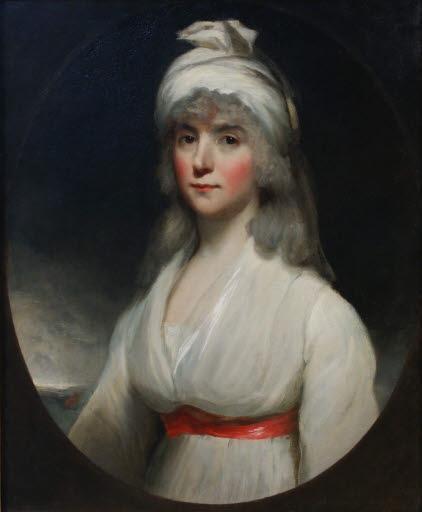 Porträt Miss Ann Anguish (1765 - 1826)