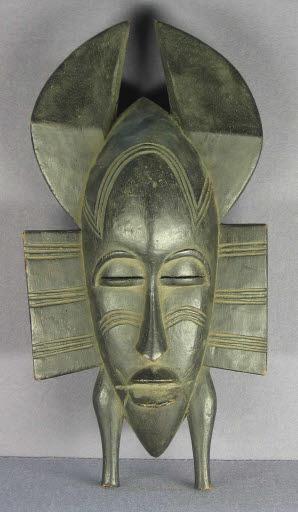 Senufo Kpelie Maske