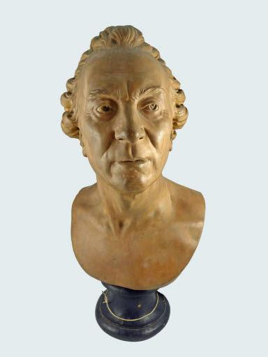 Porträt des Georges-Louis Leclerc, Comte de Buffon (1707 - 1788)