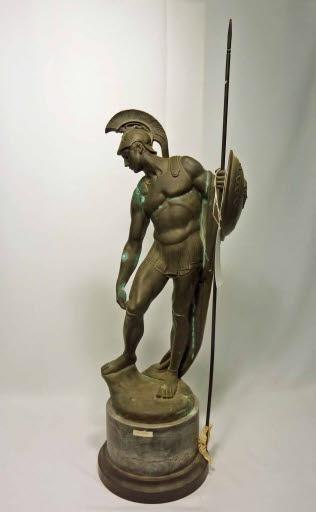 Antiker Krieger