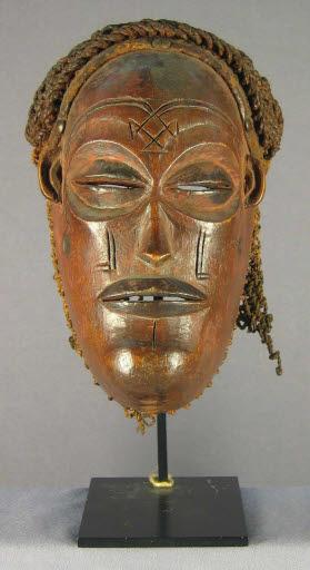 Chokwe Pwo Maske