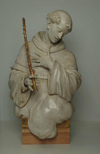 Büste des heiligen Eligius