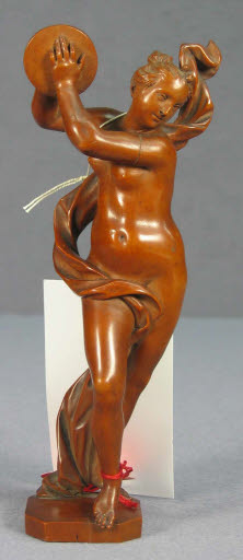Tanzende Nymphe