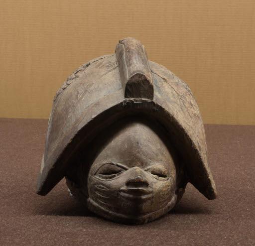 Yoruba Gelede Maske