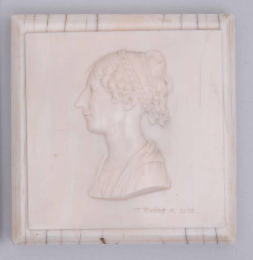 Porträt einer Frau