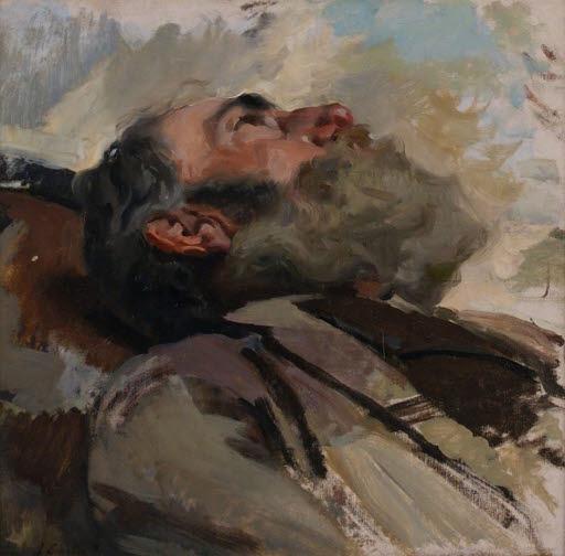 Cabeza de Viejo (Kopf eines alten Mannes)