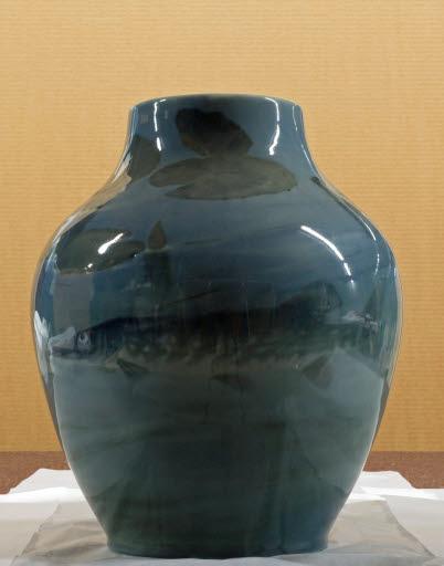 Große Vase