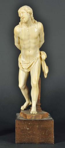 Christus vor der Geißelsäule