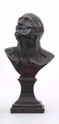 Porträtbüste des Seneca