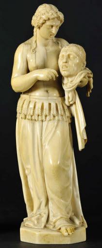 Fulvia mit dem Haupt des Cicero