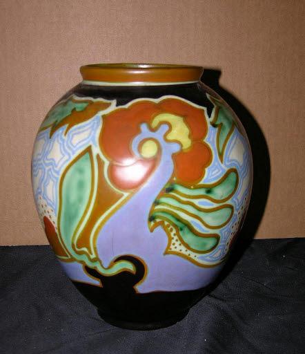 Vase, Art Nouveau