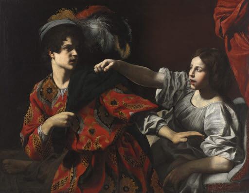 Joseph und Potiphars Frau