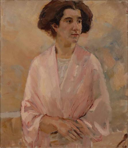 Porträt Hilde Stein