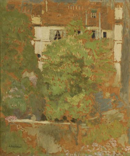 Kastanienbäume, Rue Truffaut