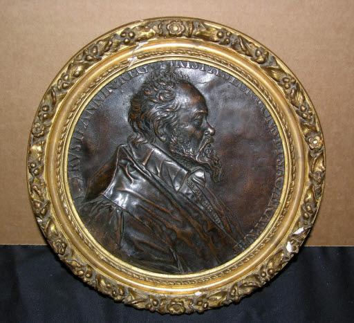 Porträt Pierre Jeannin (1540 - 1622)