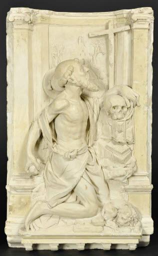 Büßender heiliger Hieronymus
