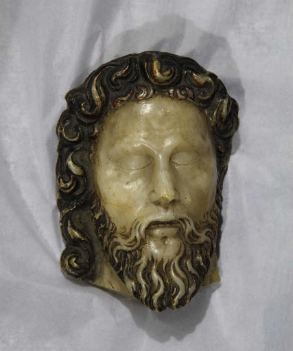 Kopf Johannes des Täufers