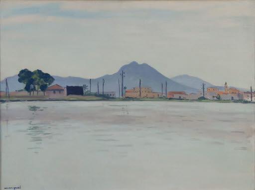 Le Lac de Tunis (La Goulette/Port de la Goulette