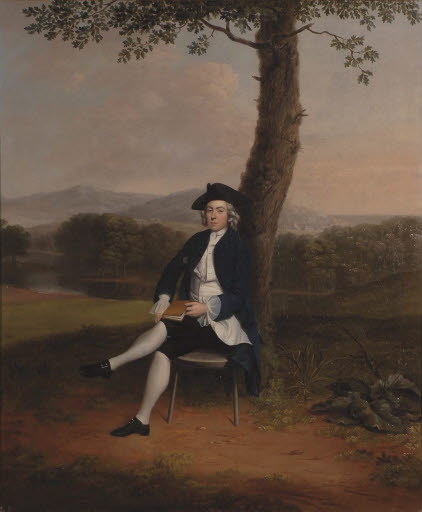 Porträt eines Mannes