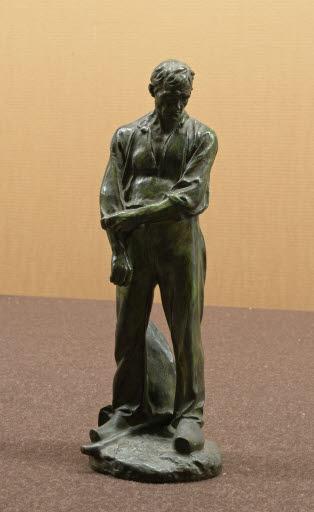 Le grand paysan / The road worker (Der große Bauer / Der Straßenarbeiter)