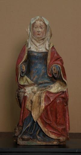 Heilige Anna (Fragment einer Anna Selbdritt)