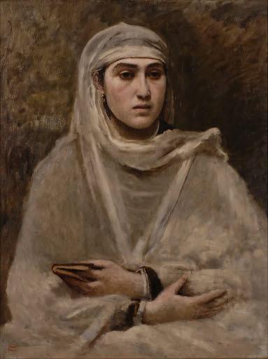 Die Algerierin