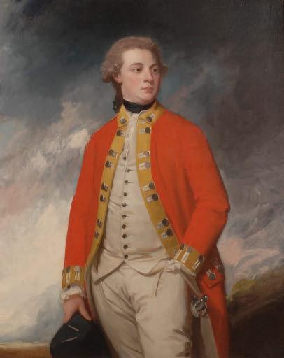 Porträt des Honourable Francis North