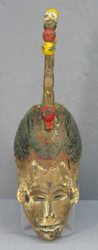 Igbo Maiden Geistermaske