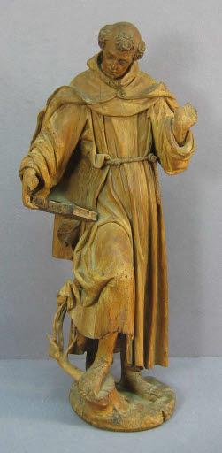Heiliger Mönch