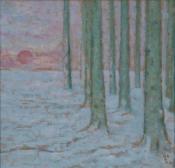 Hiver dans la forêt (Wald im Winter)